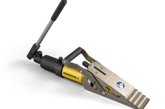 Enerpac LWC16 lifting wedge with integral pump